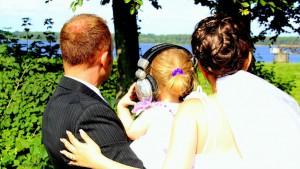 Suddenly married, Hocheit, verheiratet