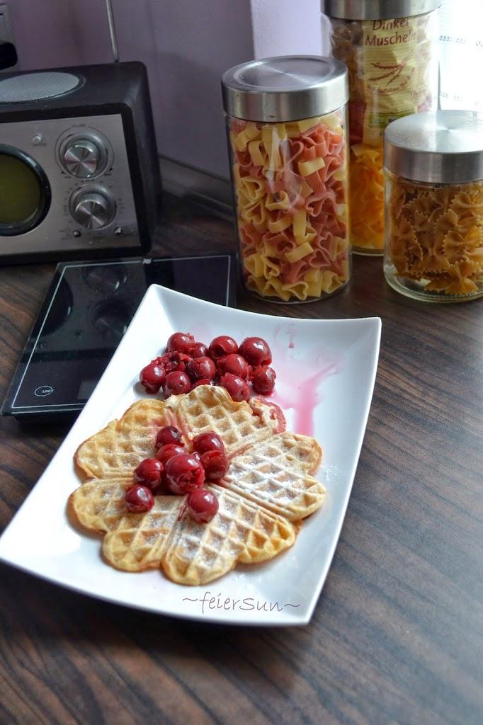 Joghurtwaffeln - Waffelbacken Deluxe