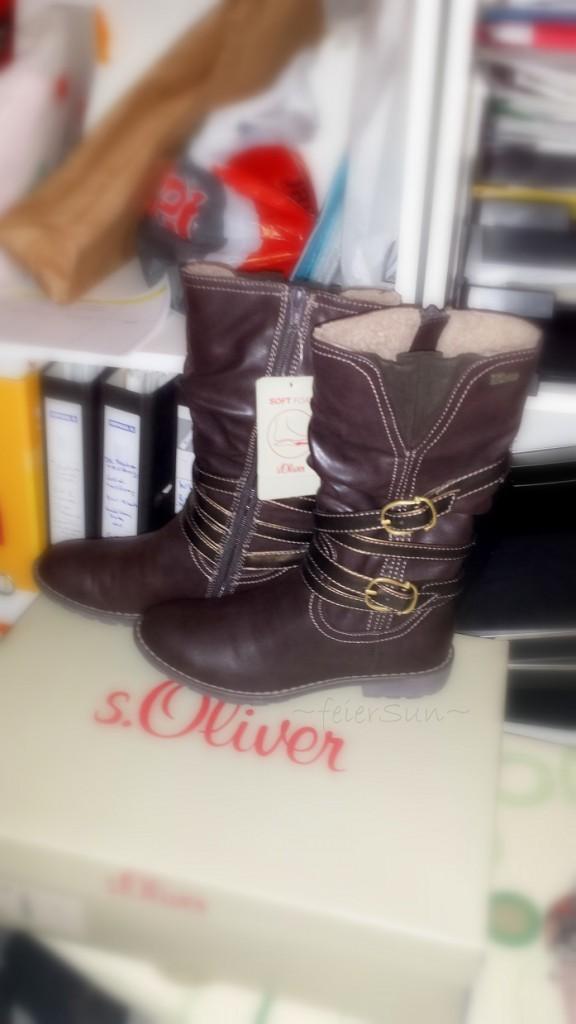 12 von 12 im November 06_Meine neuen_Schuhe_Mama_12 von 12 im Dezember