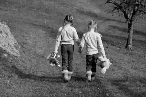 Kampfspuren aus dem Kindergarten Kampf Spuren