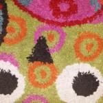 Kinderaugen sehen im November_Teppich