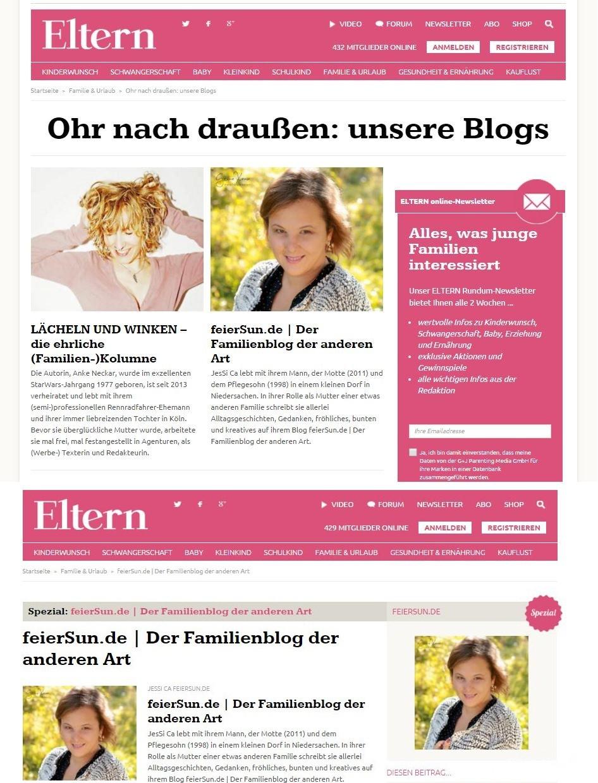 Referenzen Eltern.deBlog