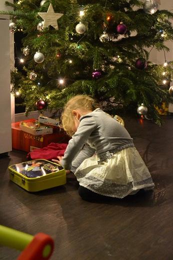 Weihnachten 2014 Bescherung (2)
