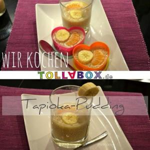 Tapioka-Pudding TitelBild