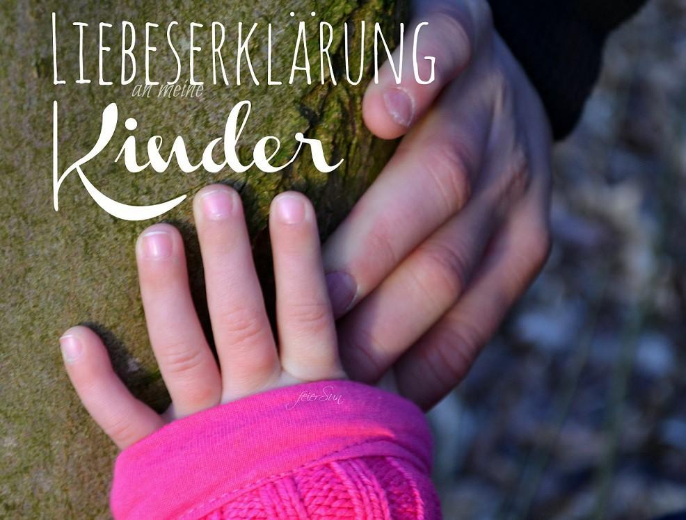 Fabelhaft Wie unterschiedlich ich meine Kinder liebe | feierSun.de CV98