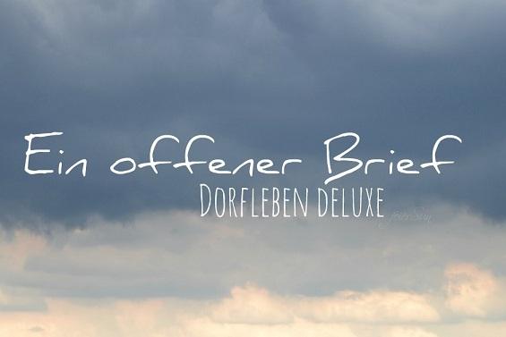 Fassungslos - Dorfleben deluxe