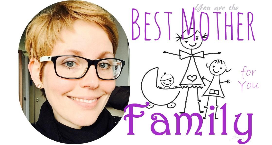 Best Mother Award - heute für JuSu