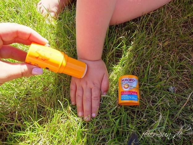 Kleiner Wildfang Nurofen® Junior Kühlstick
