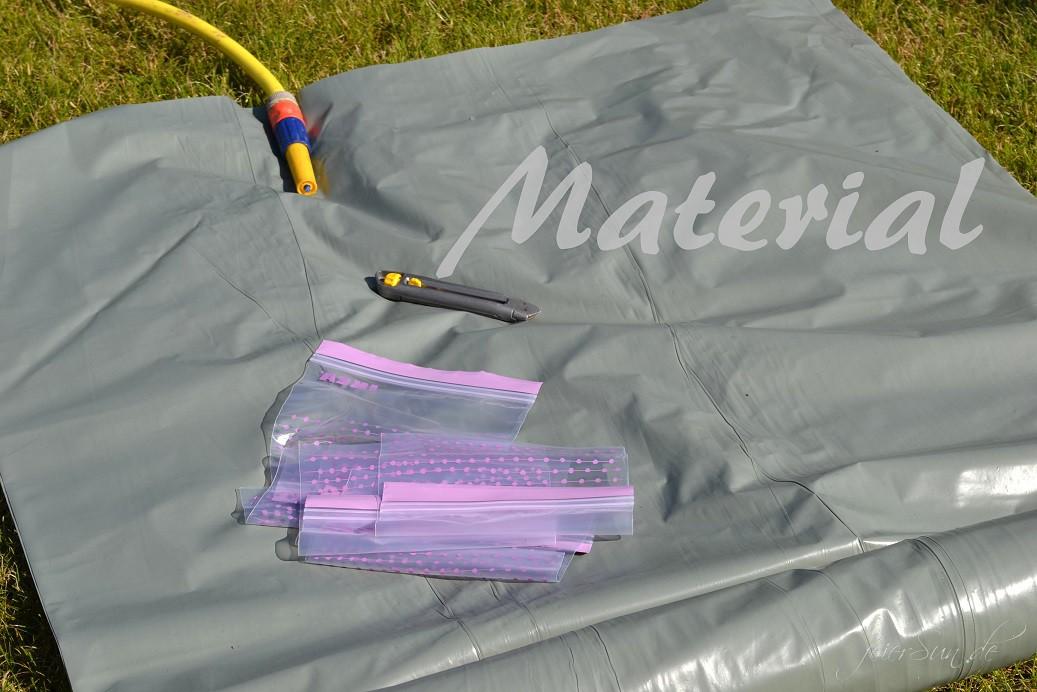Wasserrutsche Ferienspaß 02 Material