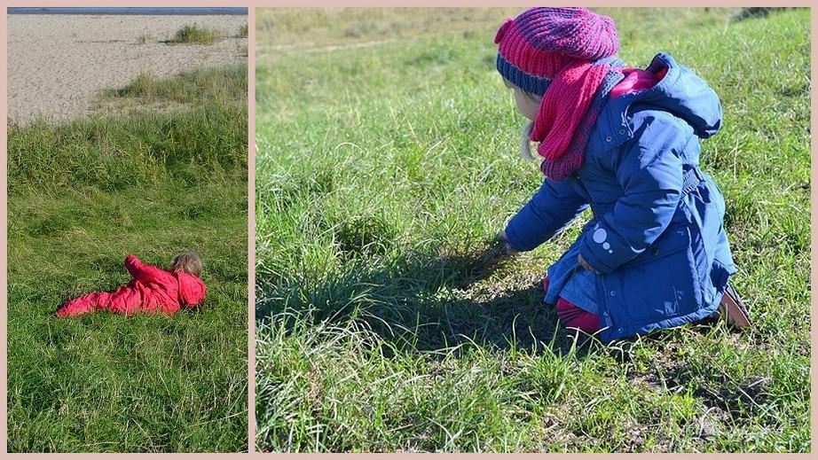 Der Herbst und das Wasser Kindsein Tchibo