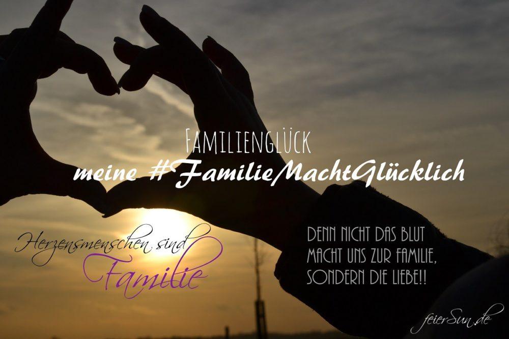 Familienglück - meine #FamilieMachtGlücklich