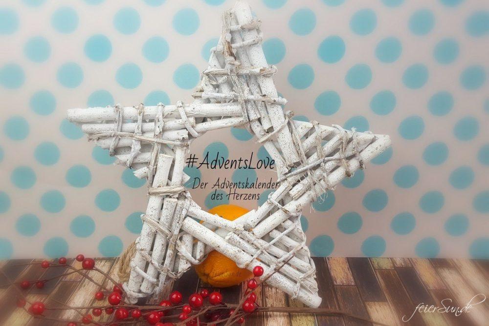 #AdventsLove by feierSun.de - der Adventskalender des Herzens Titel