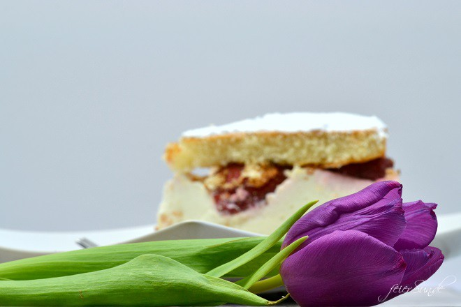 Käse-Sahne-Erdbeer-Traum