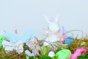 Inspirationen von der Kreativ Party Osterbasteln Special Verlosung
