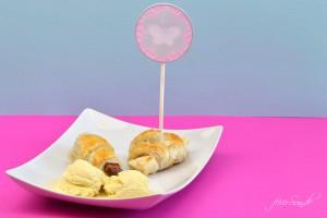 Kinder Riegel Croissants - süße Sünde {Printable}