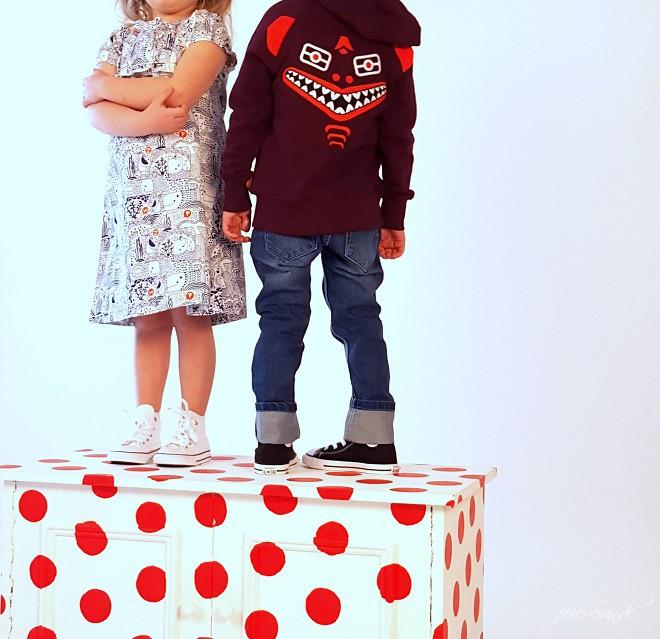 Fashion für Kids Modeln mit Luke