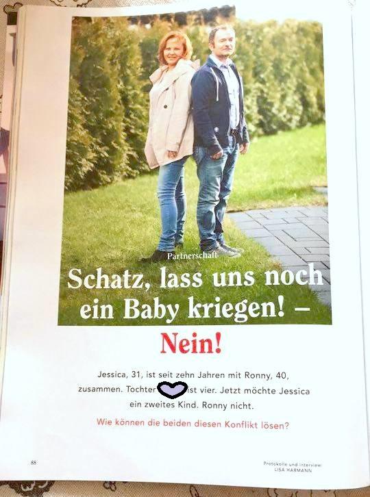 vierten 12 von 12 Bild 12 Eltern.de Print Baby Ronny und Jessi Paarsein Beziehung Leben