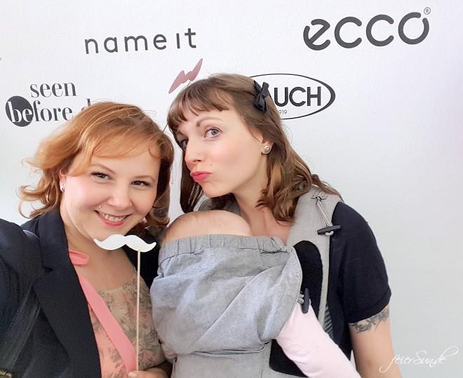 Berlin verbindet Kidsevent von OnTimePR Janina und ich