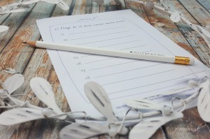 10 Dinge die ich diesen Sommer machen möchte