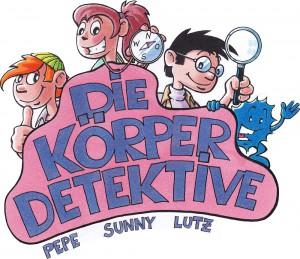 Körperdetektive Logo