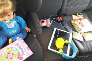 Reisen mit Kind im Auto Titel