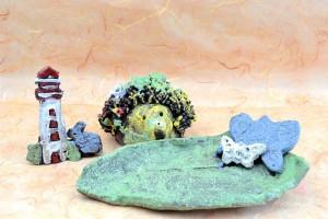 Töpfern mit Kindern - kreativ mit allen Sinnen sein Kreativität erleben mit der Erde modellieren mit Ton