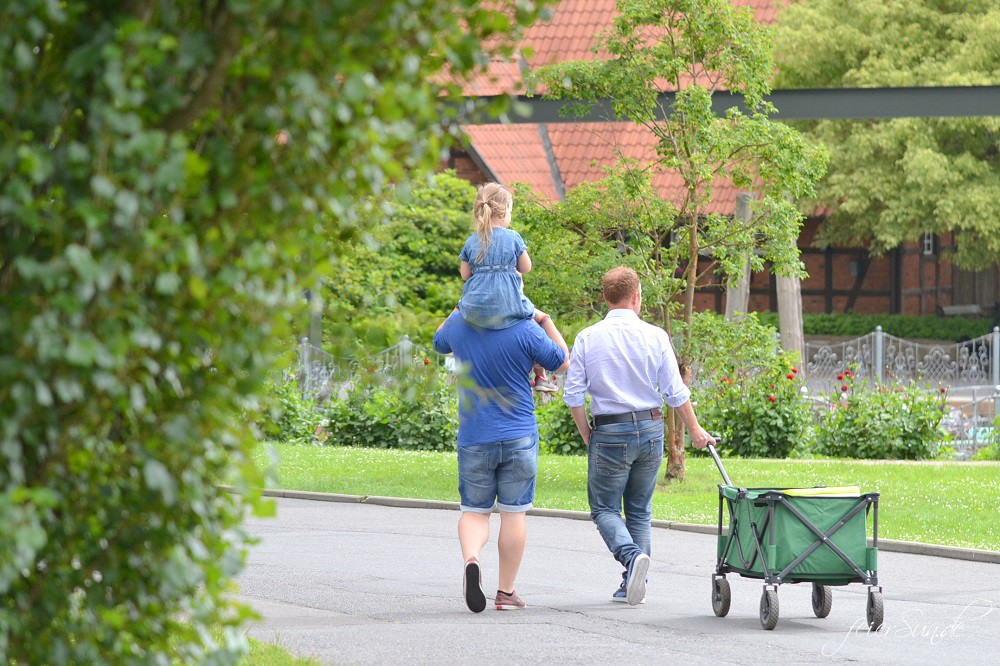 Ein Familientag im Freizeitpark - im Heide Park Soltau tankt meine Familie neue Power für den Alltag