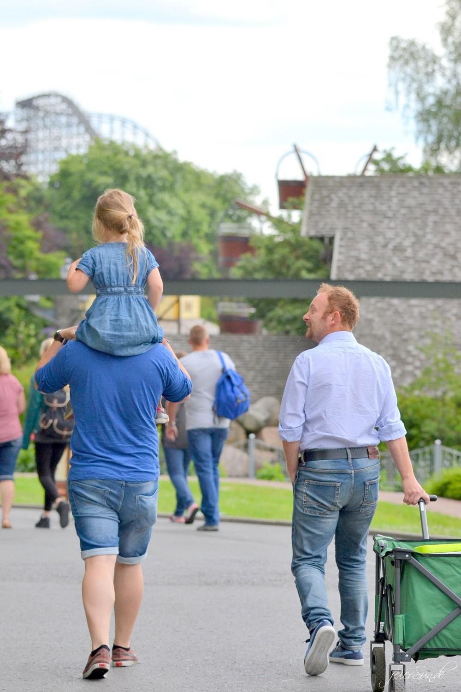 Ein Familientag im Freizeitpark - im Heide Park Soltau tankt meine Familie neue Power für den Alltag - ohne meine Familie bin ich nichts