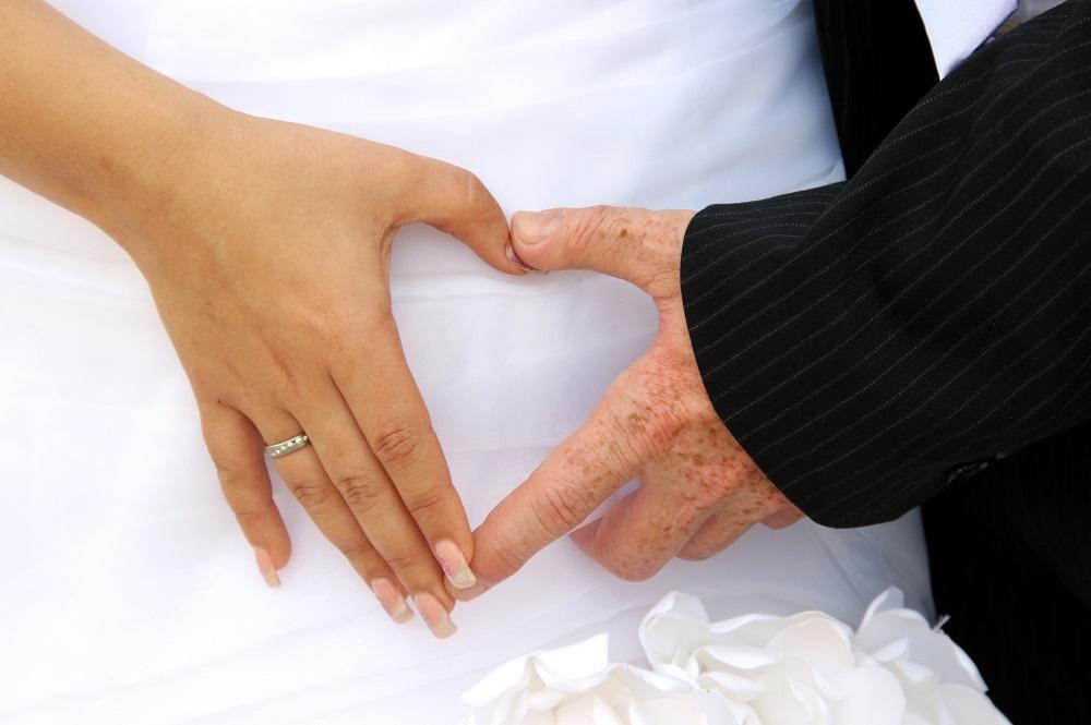 Hochzeitstag - wir sind ein Team - nach drei Jahren Ehe denke ich an unsere Hochzeit und die kommenden Hochzeitatage