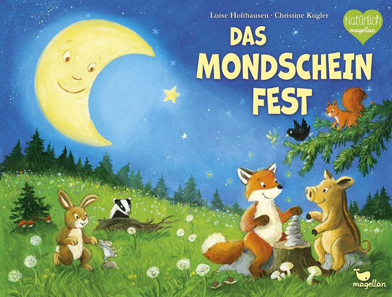 Nachhaltig lesen mit dem Magellan Verlag aus unserer #Buchecke Buch Das Mondsteinfest von Luise Holthausen und Chrisine Kugler