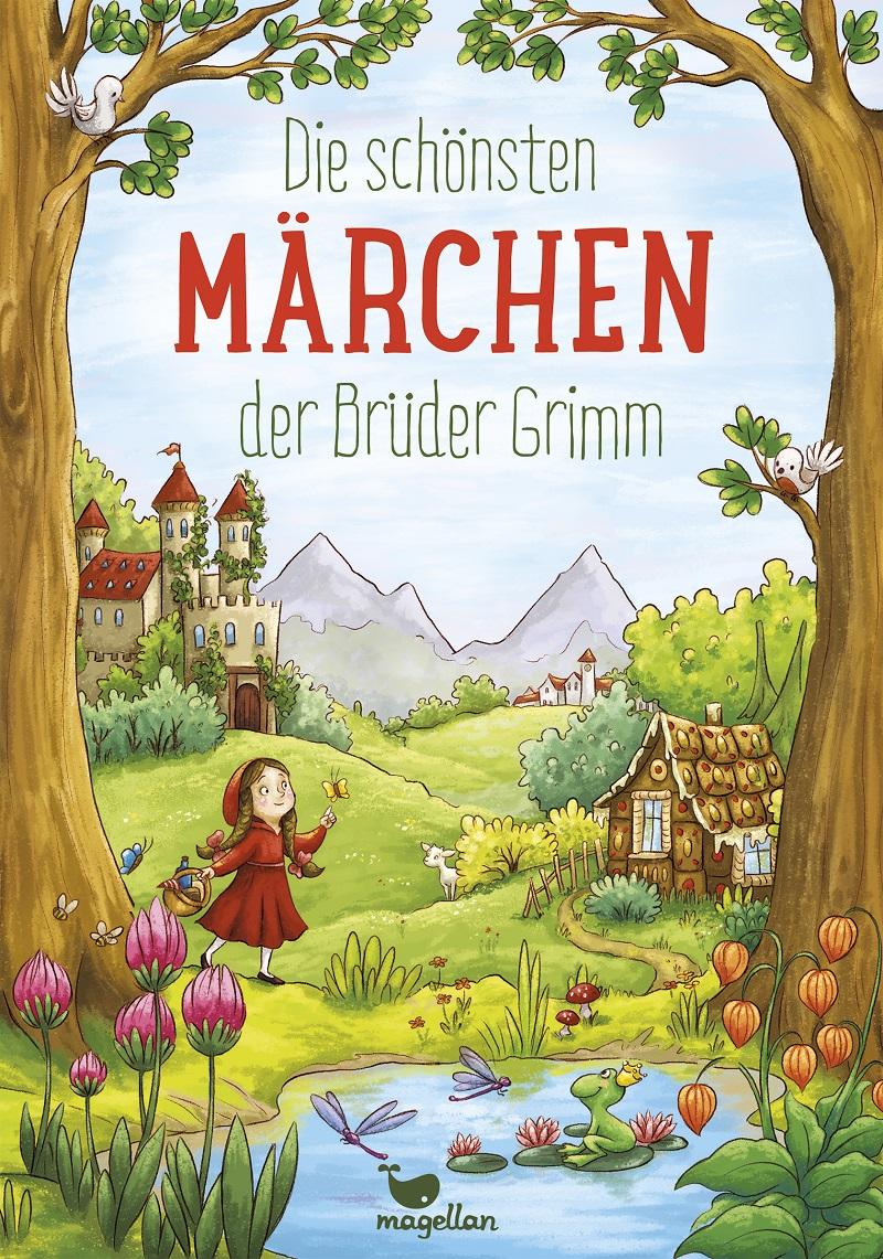 Nachhaltig lesen mit dem Magellan Verlag aus unserer #Buchecke Buch Die schoensten Maerchen der Gebrueder Grill
