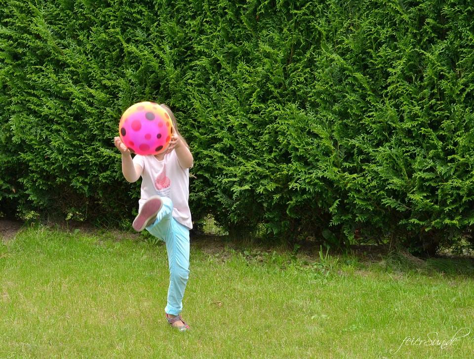 unser achtundzwanzigstes Wochenende wer sagt das Mädchen keinen Fußball spielen können? Ha dem zeigen wir es!