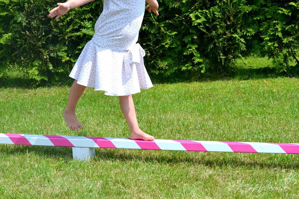 Kleine Ballerina - ein Balancierbalken fuer den Garten_DiY_01