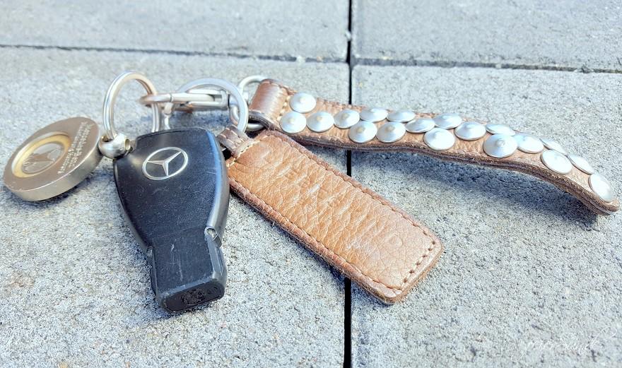Murphys Gesetz oder auch Murphys Law - Was schief gehen kann wird schief gehen - meine Autoschlüssel wenn er nicht greifbar ist