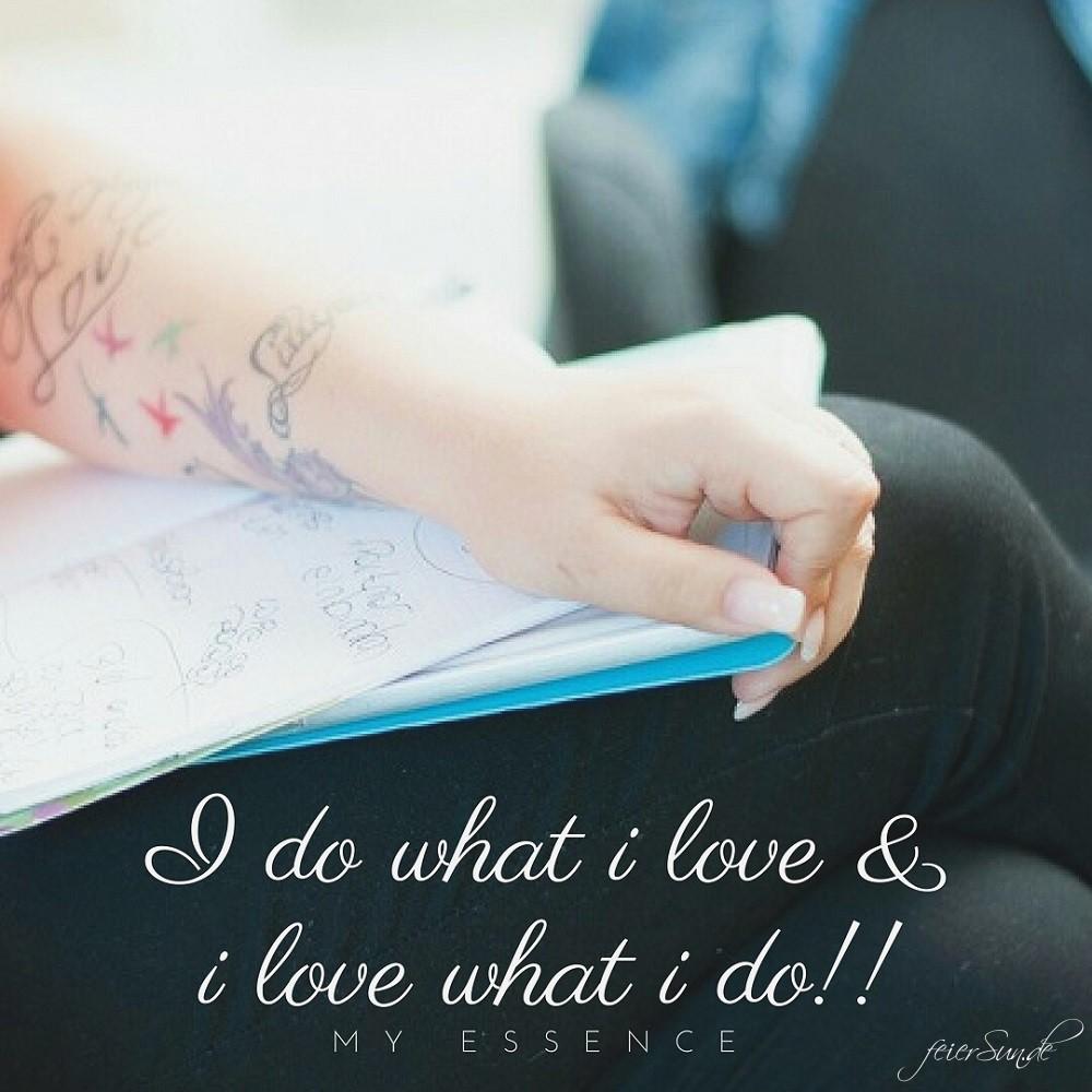 unser dreiunddreißigstes Wochenende 2016_Love what you do