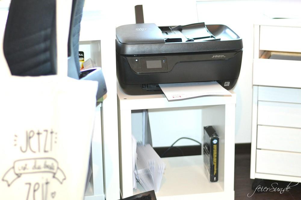 Geschichten aus dem HomeOffice: Immer diese Tinte der hp_instant-ink