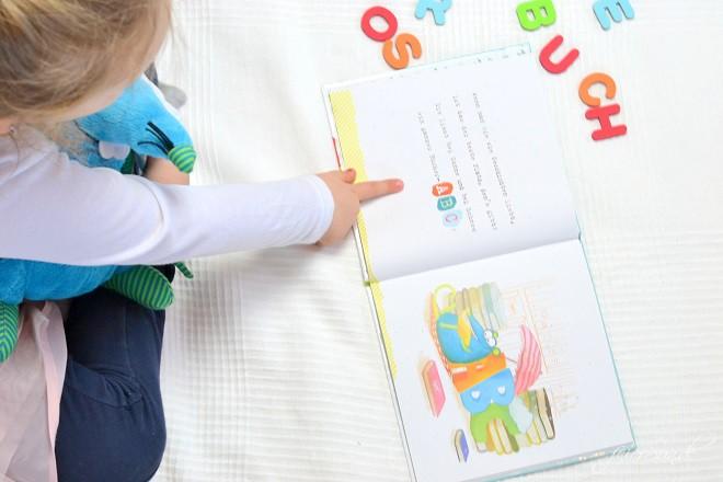 Lesen lernen mit der kleinen Leseratte Otilie