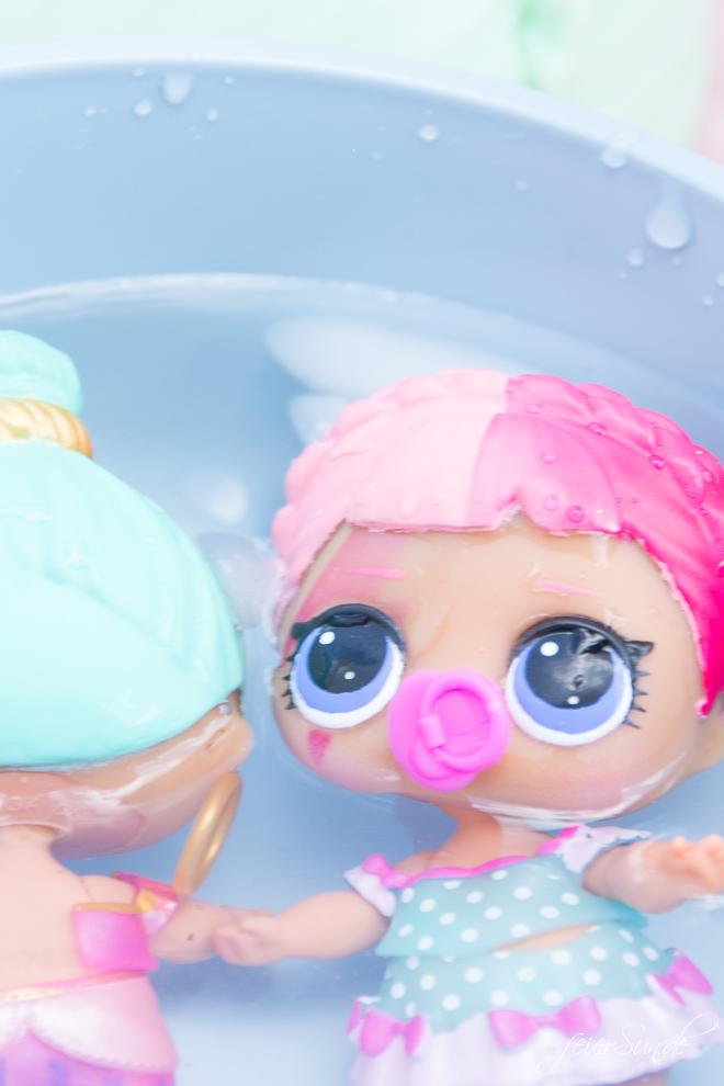 """feierSun.de zeigt heute welche Überraschungen sich hinter """"L.O.L. Surprise!"""" verbergen kann.7 spannende Überraschung zum Sammeln und Spielen und großen Wasserspaß."""