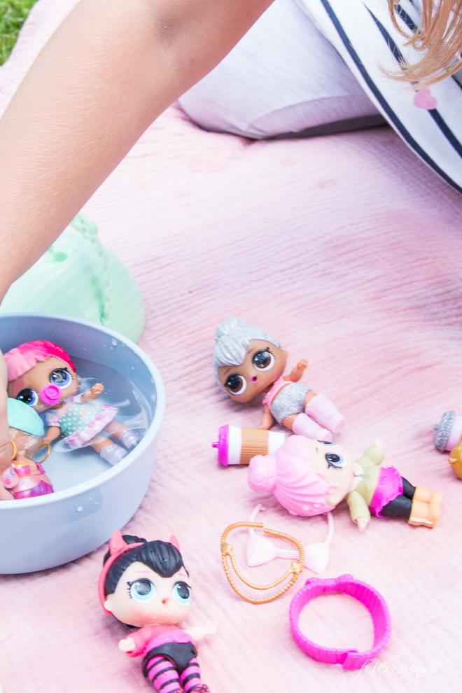 """feierSun.de zeigt heute welche Überraschungen sich hinter """"L.O.L. Surprise!"""" verbergen kann.7 spannende Überraschung zum Sammeln und Spielen auch mit Wasser."""