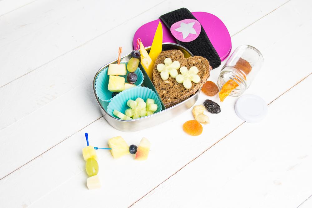 Pausenbrot: Was kommt in die Brotdose für Schule und KiGa. Lunchbox feierSun.de