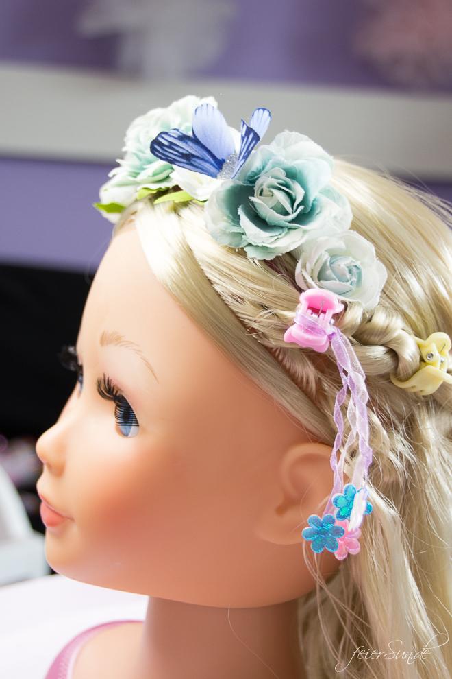 Spielspaß für kleine Nachwuchs-Stylistinnen und das perfekte Geschenk ist die BABY born® Sister Styling von Zapf Creation // Geschenkidee