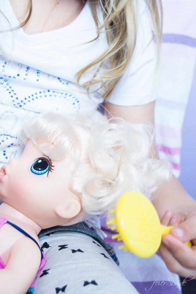 Geschenkidee für Deine Puppenmama: die BabY ALivE bAbY Leckerschmecker. Mädchen spielen gerne und umsorgen und füttern. // #Inspiration #Geschenkidee #Geschenktipp auf feierSun.de