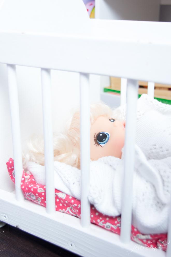 Geschenkidee für Deine Puppenmama: die BabY ALivE bAbY Leckerschmecker. Mädchen spielen gerne und umsorgen und füttern. // Inspiration Mamaspielen auf feierSun.de