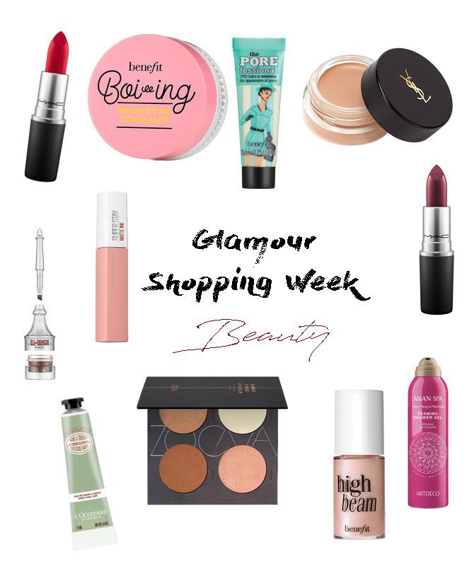 Ich zeige dir meine Beauty Favoriten der Glamour Shopping Week für das Frühjahr 2018 inklusive der Codes meiner Liebligsshops. Denn die Glamour Shopping Week hat wieder spannende Angebote im Schlepptau. Ich hab die eine Auswahl der Angebote und meine Lieblinge dieser herausgesucht. Damit bekommst auch du den Frühlingstrend 2018. | #Frühlingstrend #Trend2018 #Mode #Favoriten #Fashion #MomFashion #feierSun #feierSunStyle #Inspiration