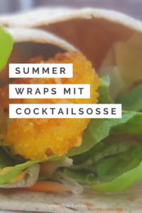Sommer-Wraps mit Cocktailsoße ein leckeres Sommer - Rezept mit free Printable zum Ausdrucken. Leichte Wraps, leichte Kost, low carp für den Sommer. Im Sommer mögen wir leichte Kost. Unser Rezept für Sommer-Wraps ist ganz besonders leicht, einfach und schnell. Mit free Printable | #feierSun #feierSunFood #Foodlove #FoodArt #Sommer #SummerWraps #summerFood