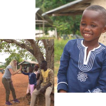  ᵂᴱᴿᴮᵁᴺᴳ  Bist du bereit das Leben eines Kindes zu verändern und ihm dabei ein neues Leben zu schenken und dabei ein Abenteuer zu erleben? Das Abenteuer Kinderpatenschaft mit World Vision macht es möglich. Eine Kennenlerngeschichte aus Ghana mit Augustine und Tine. Zwischen den Welten. Kinderhilfe. Kindern helfen. #WorldVision #Kinderpatenschaft