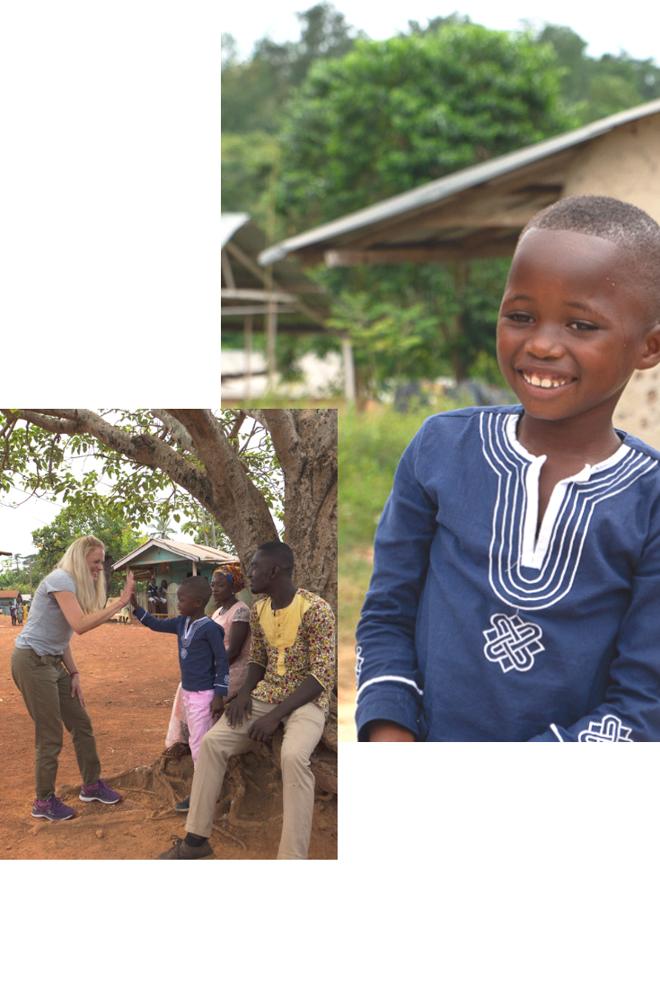 |ᵂᴱᴿᴮᵁᴺᴳ| Bist du bereit das Leben eines Kindes zu verändern und ihm dabei ein neues Leben zu schenken und dabei ein Abenteuer zu erleben? Das Abenteuer Kinderpatenschaft mit World Vision macht es möglich. Eine Kennenlerngeschichte aus Ghana mit Augustine und Tine. Zwischen den Welten. Kinderhilfe. Kindern helfen. #WorldVision #Kinderpatenschaft