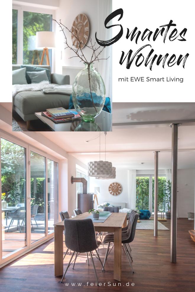 |ᵂᴱᴿᴮᵁᴺᴳ| Das ZUHAUSE 18 verkörpert smartes Wohnen mit EWE SMART HOME STROM. Vom Smart living zum Stromspeicher, PV Anlage und Wallbox bis hin zum Glasfaser-Anschluss. EWE TV, EWE Zuhause+, Wärme plus & Mobilfunk. #feierSun #ZUHAUSE18 #smarthome