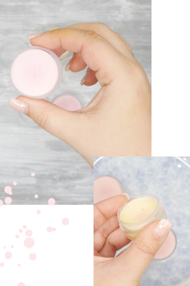Eine enfache und schnelle Lippenpflege im Handumdrehen selber gemacht. vollkommen natürliches DIY für einen Lippenbalsam. Das perfekte Geschenk für jedermann. Natürlich, nachhaltig und vegan. | #feierSun #diy #geschenk