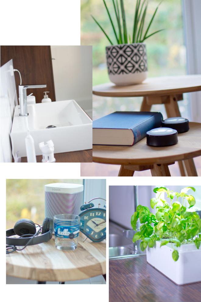 |ᵂᴱᴿᴮᵁᴺᴳ| Stilvoll und smart wohnen so wie es in dein Leben passt. Smartes Wohnen | Mein Besuch im ZUHAUSE 18 von EWE. Wohnen mit EWE, Smart Living, Sicherheit, Verbrauch, Komfort. Sprachsteuerung.   | #feierSun #living #interior #photography